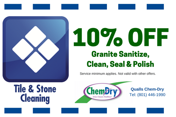 granite cleaning special